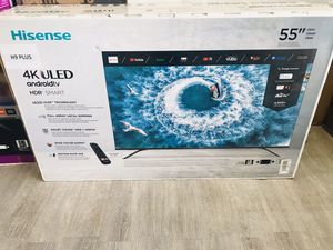 55 INCH HISENSE 4K H9 240MR SMART TV for Sale in Chino Hills, CA
