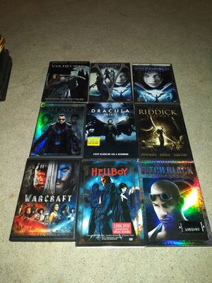 Used dvds for Sale in Los Angeles, CA