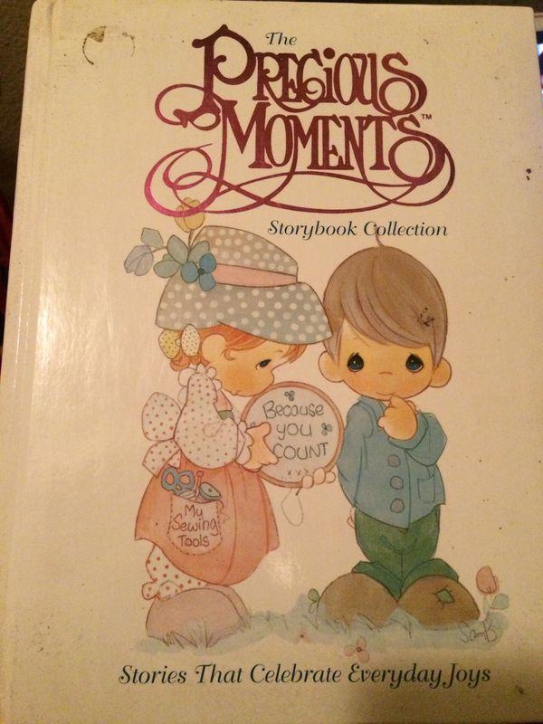 Precious moments storybook book collection