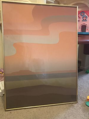 Picture frame for Sale in Alexandria, VA
