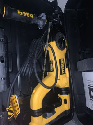 Dewalt Hammer Drill for Sale in New York, NY