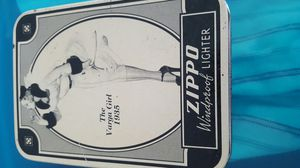 ZIPPO The Varga Girl 1935 for Sale in Hammond, LA
