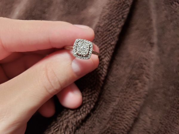 Engagement Ring- OBO