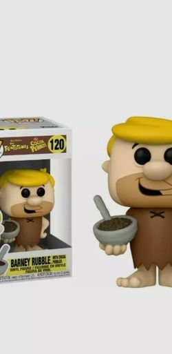Funko Pop Barney Rubble for Sale in New Bedford,  MA
