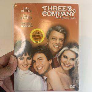 📀📺 NWT Three's Company Season 7 for Sale in Fresno, CA