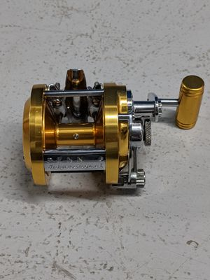 Rare Penn International 6 Conventional Reel. Serviced. Excellent Condition. Ready for fishing. for Sale in Miami, FL