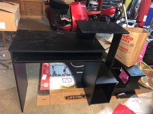 black computer desk (brand new) for Sale in Gresham, OR