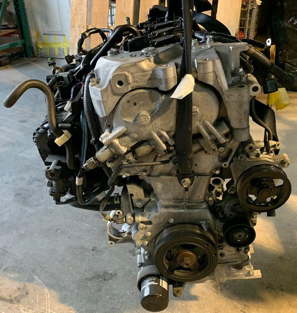 2013 - 2014 NISSAN ALTIMA FWD AUTOMATIC TRANSMISSION ENGINE ASSEMBLY MILEAGE 62K
