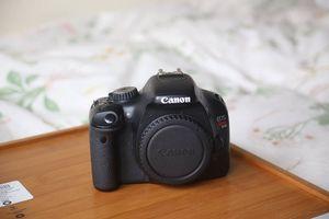 Canon EOS Rebel T2i (Body) for Sale in Alexandria, VA