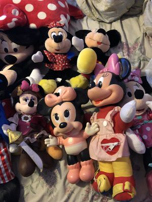Mickey Collectables for Sale in Chippewa Lake, OH