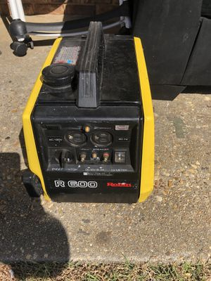 R600 Robin Generator for Sale in US