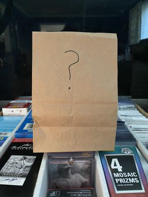 Mystery bag of sport cards. 100 cards for Sale in Marlboro Township, NJ