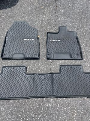 Acura MDX WeatherTech car mats for Sale in Greenville, SC