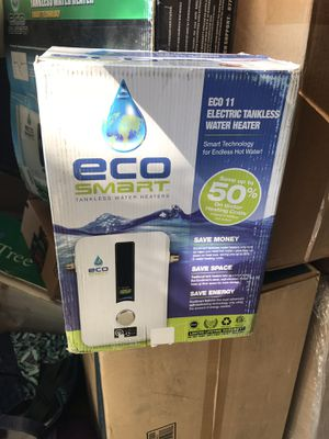 New tankless water heater never open 250.00 obo for Sale in Pleasanton, CA