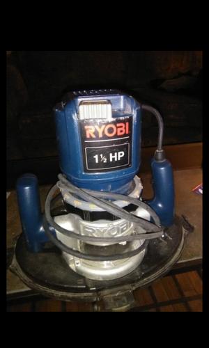 Ryobi Router for Sale in Detroit, MI