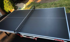 STIGA PING PONG TABLE for Sale in Naperville, IL