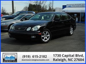 2005 Lexus GS 300 for Sale in Raleigh, NC