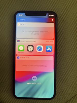 Unlocked iPhone X 256 gb for Sale in Pinole, CA