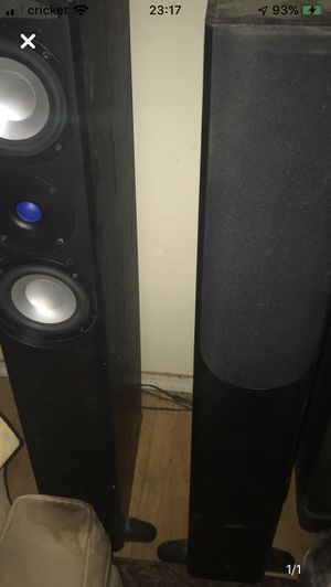 Sapphire ST2 MKII speakers for Sale in Mabelvale, AR