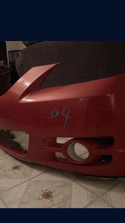 04 Mazda 3 hatchback Bumper for Sale in San Antonio,  TX
