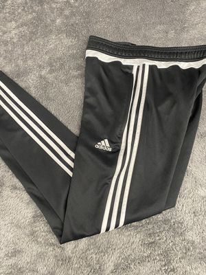 Adidas Men's Small Black Athletic Pants in great shape! for Sale in Mason, OH