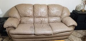 3 seater, single seat with ottoman for Sale in Plantation, FL