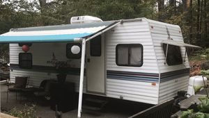 21FT Mallard by Fleetwood Travel Trailer Camping RV for Sale in Lunenburg, MA