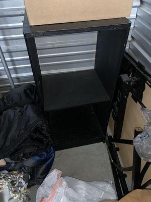 Black shelf for Sale in Spokane, WA