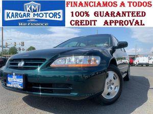 2001 Honda Accord Sdn for Sale in Manassas, VA