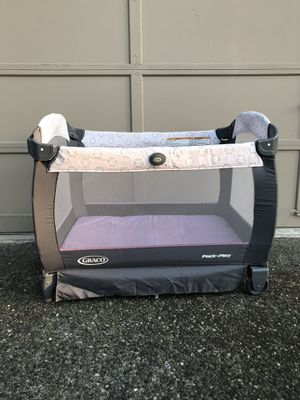 Graco pack n play for Sale in Everett, WA