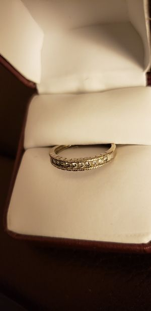 White Gold Diamond Wedding band for Sale in Golden, CO