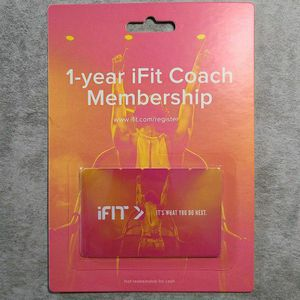 1 Year iFit Coach Membership for Sale in Redmond, WA