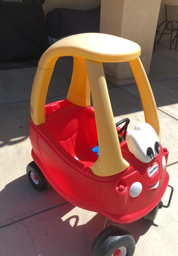 Car Dealerships In Bakersfield Ca >> Little Tikes car for Sale in Bakersfield, CA - OfferUp
