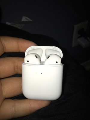 Apple air pods generation 2 for Sale in Melrose Park, IL