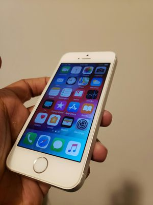 IPhone 5 S , Excellent Condition, FACTORY UNLOCKED. for Sale in Springfield, VA