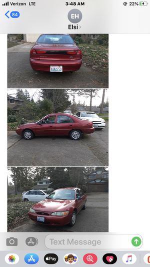 Ford escort for Sale in Lynnwood, WA