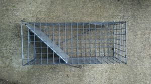 17x7x7 Catch & Release Animal Trap for Sale in Wautoma, WI