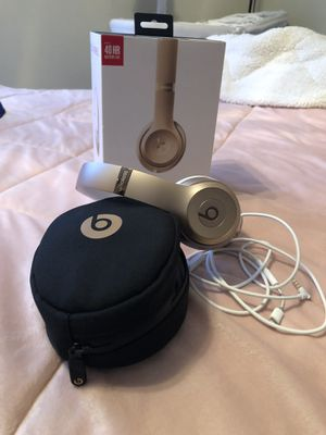 Gold Beats Headphones for Sale in Woodbridge, VA