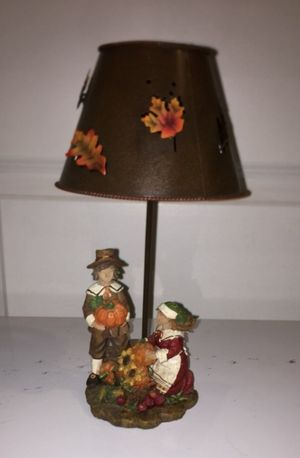 Pilgrims T-Light Candle Holder for Sale in Bloomington, IL