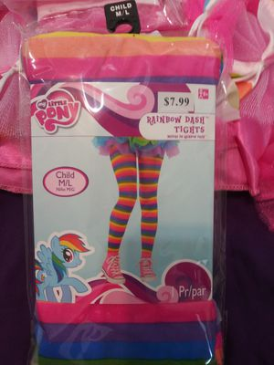 Little Pony & Hello kitty Tights for Sale in Bell Gardens, CA
