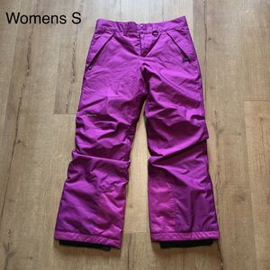 Womens S - Patagonia H2No Waterproof Insulated Ski/Snowboard Pants for Sale in Seattle, WA