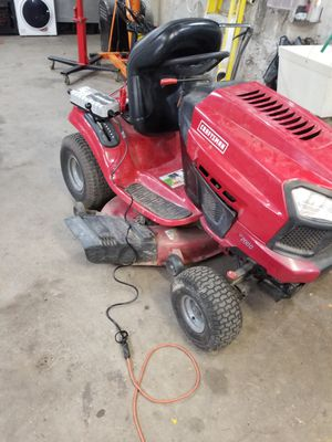 Craftsman ride lawnmower T2000 for Sale in East Providence, RI