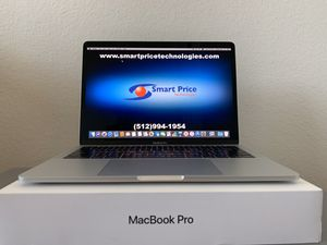 2017 MacBook Pro 13 inch Non-Touch Bar with AppleCare until 2021 UPGRADED 256GB SSD laptop notebook for Sale in Austin, TX