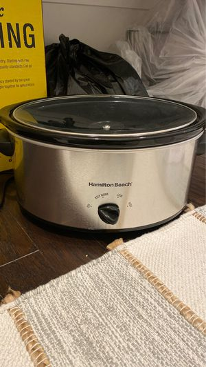 Crockpot for Sale in South Riding, VA