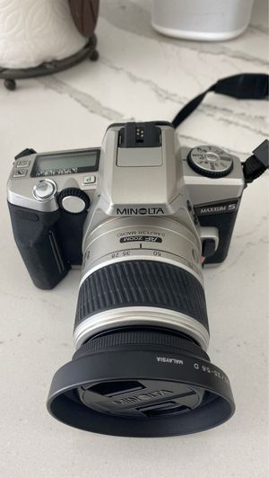 Minolta film camera for Sale in Westminster, CA