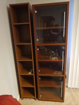 2 bookshelves for Sale in Crownsville, MD