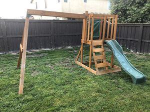 Kids play set (swing set) for Sale in San Jacinto, CA
