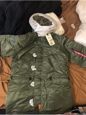 Alpha industries N-3B parka for Sale in Ashburn, VA