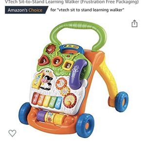 Vtech Sit To Stand Walker UNOPENED for Sale in Winthrop, MA