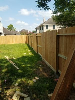 Wood fence for Sale in Houston, TX